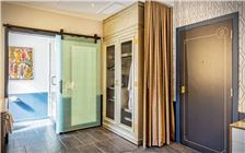 Hotel Name - Guest Room Vault Closet and Bath Entrance