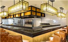 Hotel Name - The Gregory open kitchen